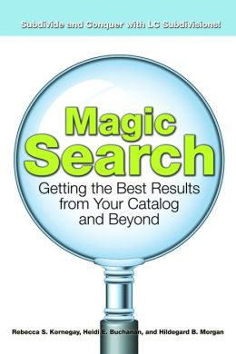 Magic Search: Getting the Best Results from Your Catalog and Beyond