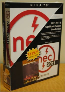 National Electrical Code 2011 Bundle Package