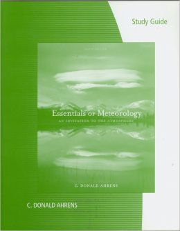 Essentials of Meteorology Study Guide