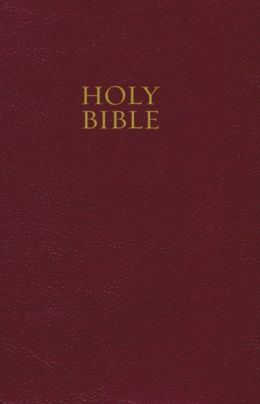 NKJV Gift and Award Bible: New King James Version, red imitation leather, words of Christ in red, with concordance
