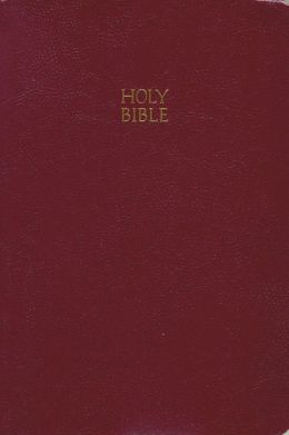 Holy Bible, King James Version Easy-to-Read Large Print