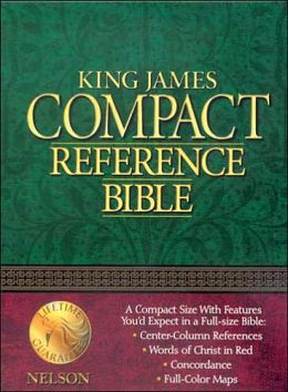 King James Compact Reference Bible