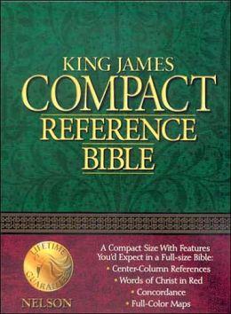 King James Compact Reference Bible