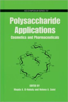 Polysaccharide Applications: Cosmetics and Pharmaceuticals