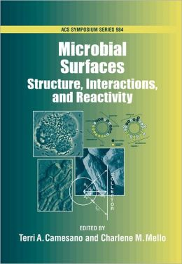 Microbial Surfaces: Structure, Interactions and Reactivity