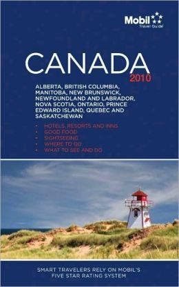 Mobil Regional Guide Canada 2010