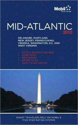 Mobil Regional Guide Mid Atlantic 2010