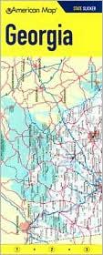 Georgia StateSlicker Map