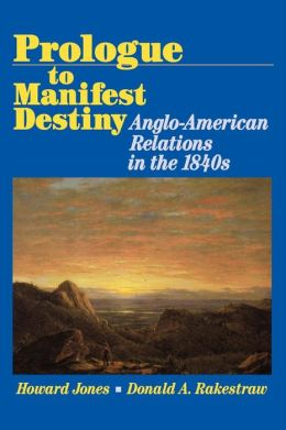 Prologue To Manifest Destiny
