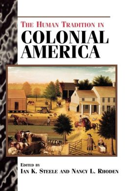 Human Tradition In Colonial America