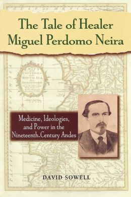 Tale Of Healer Miguel Perdomo Neira
