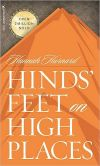 Book Cover Image. Title: Hinds' Feet on High Places, Author: Hannah Hurnard