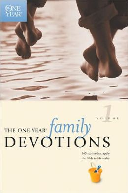The One Year Family Devotions, Vol. 1