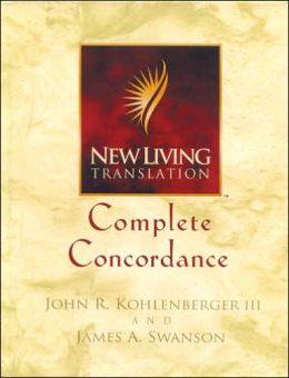 New Living Translation Complete Concordance
