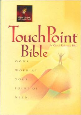 TouchPoint Bible: New Living Translation (NLT), sand dune cloth