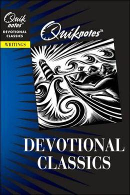 Quiknotes: Devotional Classics