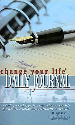 Change Your Life Daily Journal