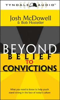 Beyond Belief to Convictions (Audio)