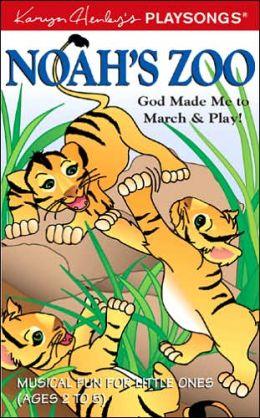 Noah's Zoo (Audio)