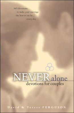 Never Alone Devotions for Couples