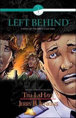 Left Behind Graphic Novel: Book 1, Vol. 1