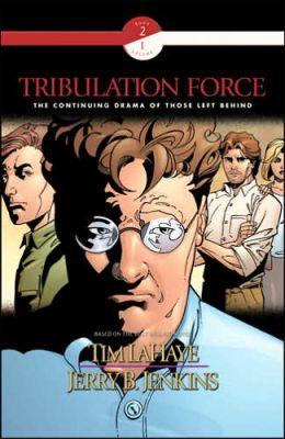 Tribulation Force Graphic Novel: Book 2, Volume 1