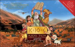 Kids Ten Commandments Board Game