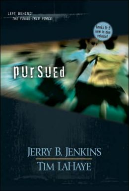 Pursued (Left Behind Hardcover Collections Book 2)
