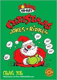 Holiday Ha-Ha's: Christmas Jokes & Riddles