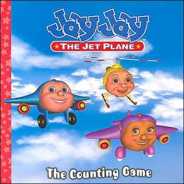 The Counting Game (Jay Jay the Jet Plane Series)
