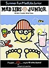 Summer Fun (Mad Libs Junior Series)