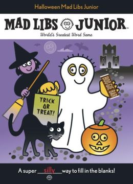Halloween (Mad Libs Junior Series)