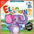 Product Image. Title: Ella Elephant Scats Like That: Baby Loves Jazz