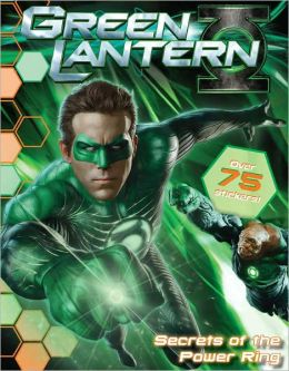 Green Lantern: Secrets of the Power Ring