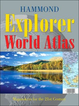 Hammond Explorer World Atlas