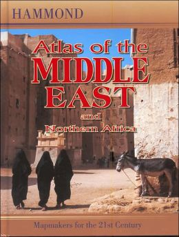 Atlas of Middle East and North Africa