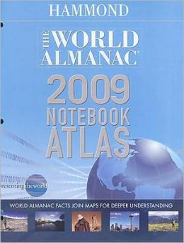 The World Almanac Notebook Atlas