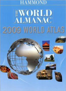 World Almanac World Atlas 2009