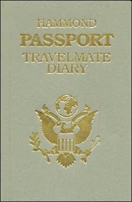 Passport Travelmate Diary