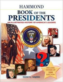 Hammond's Book of the Presidents