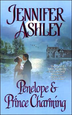Penelope and Prince Charming (Nvengaria Series #1)