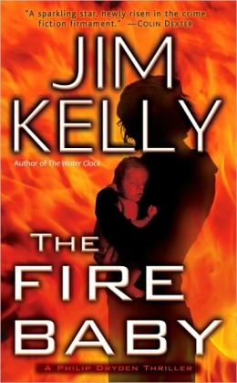 The Fire Baby (Philip Dryden Series #2)