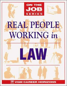 Real People Working in Law