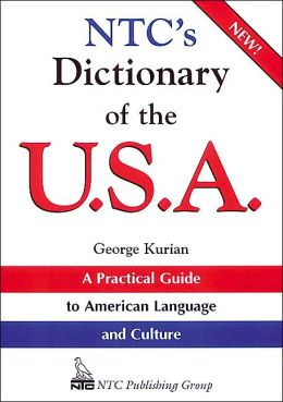 NTC's Dictionary of the United States