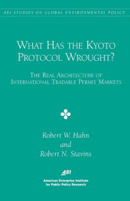 What had the KYOTO PROCTOCOL Wrought?: THE REAL ARCHITECTURE OF INTERNATIONAL TRADABLE PERMIT