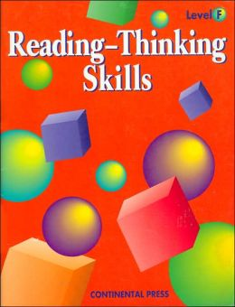 Reading-Thing Skills Level F