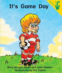 Early Reader: It's Game Day