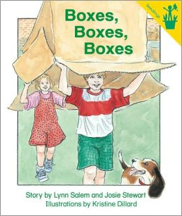 Early Reader: Boxes, Boxes, Boxes