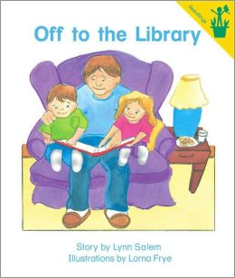 Early Reader: Off to the Library