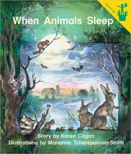 Early Reader: When Animals Sleep